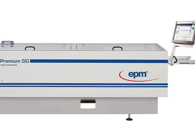 Wave soldering - EPM
